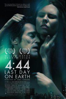 4:44: The Last Day on Earth (Abel Ferrara, 2012)