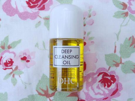 DHC Deep Cleansing Oil | Review