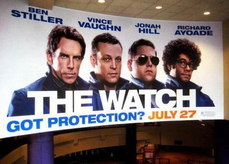 Alien invasion comedy The Watch contains LOTS of penis jokes
