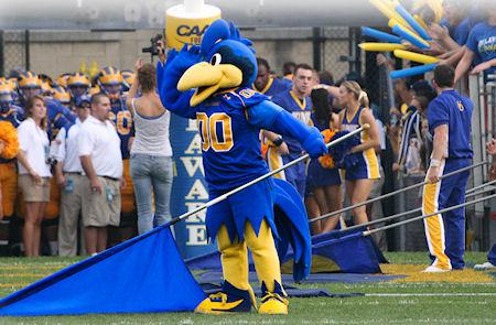 10 College Mascots That Are Really Strange And How They Came To Be