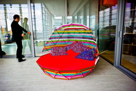 Urquiola S Furniture Is Everywhere In Google S London