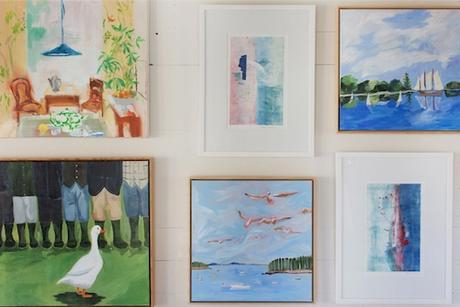 ARTmonday: The Willard Gallery in South Portland, Maine