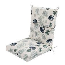 The outdoor high back dining chair cushion freshens up your space and is an easy way to add a layer of comfort to your standard dining chairs. Black Textiles Garden Chair Cushions Seat Covers High Backed Chair Cushions 5 Colours Garden Outdoors Chairs