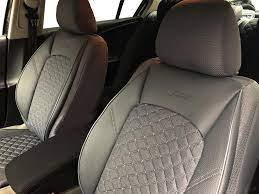 We will ship your seat cover (16691045179d88) anywhere in the usa and deliver right to your front door. Car Seat Covers Protectors For Mercedes Benz 190 W201 Grey V14 Front Seats
