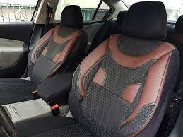Mercedes is in a class of its' own and we make classy seat covers for the c, e, g, glk, m, r and s classes just to name a few. Car Seat Covers Protectors Mercedes Benz M Class W163 Black Red V3 Front Seats