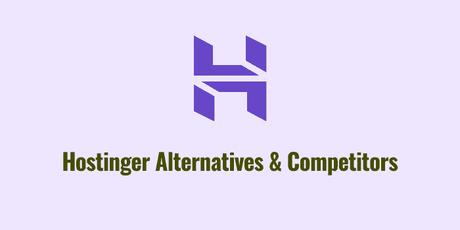 hostinger alternatives and competitors
