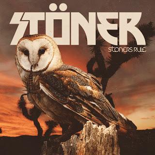 Brant Bjork and Nick Oliveri's desert rock supergroup STÖNER share debut single from upcoming studio album 'Stoners Rule' on Heavy Psych Sounds.