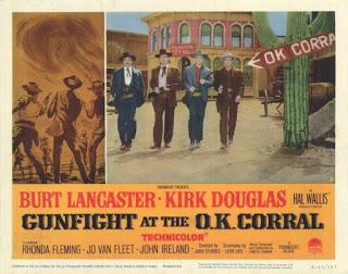 #2,566. Gunfight at the O.K. Corral (1957) - The Films of Kirk Douglas
