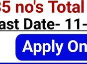 Bank Note Press Recruitment 2021 Apply Online Vacancy