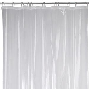 Extra Wide Shower Curtain Liner 108 Wide X 72 Long
