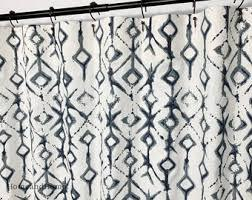 About this item luxury hotel shower curtain features subtle, textured woven pattern extra wide sized: 108 Shower Curtain Etsy
