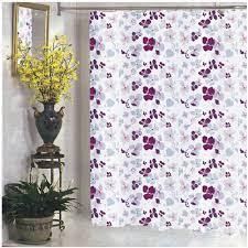 Great resource on home interior and 108 x 72 shower curtain design. Extra Wide 108 Inch X 72 Inch Floral Fabric Shower Curtain Altmeyer S Bedbathhome