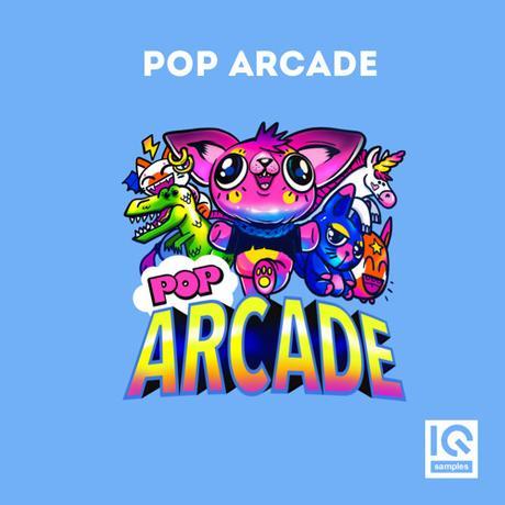 IQ Samples Pop Arcade Samplepack