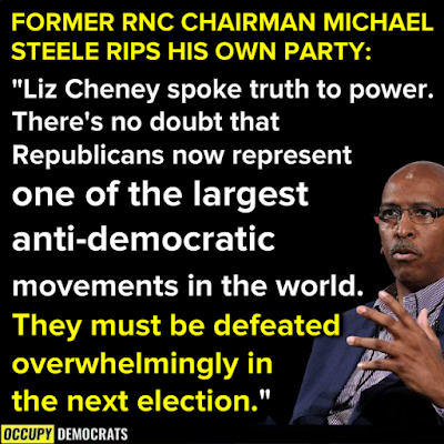 The Craziness That is the GOP Now