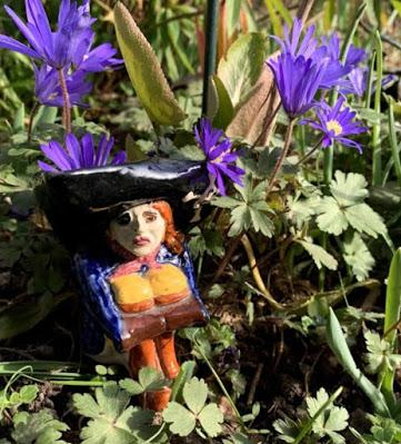 The Great Blackberry Garden Treasure Hunt -  Chelsea Fringe Festival Event 2021 15th - 23rd May 2021