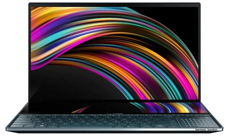 ASUS ZenBook Pro Duo UX581 - Best Laptops For Game Development