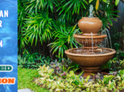 Maintain Outdoor Water Fountain