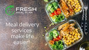 About those meal delivery service fees