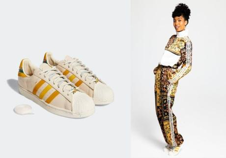 Yara Shahidi Adidas Capsule Collection Celebrates Her Iranian and Black Heritage