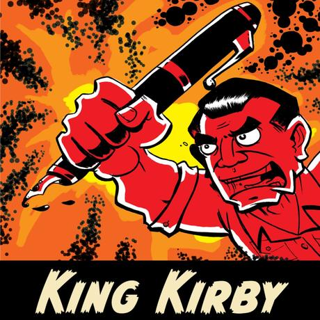 Podcast Review: King Kirby