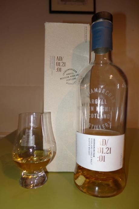 Tasting Notes: Ardnamurchan: Release 2: AD/01.21.01