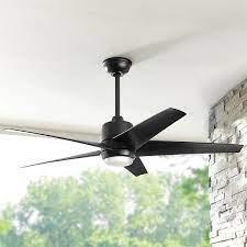 Fredericksburg 60 ceiling fan with blades and light in oiled bronze gilded : Best Outdoor Ceiling Fans 2020 The Strategist New York Magazine