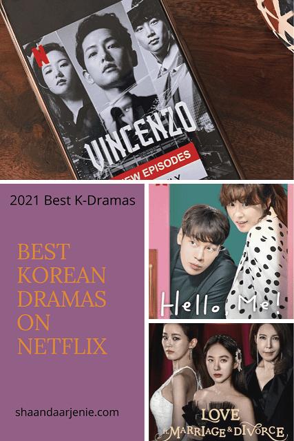 Best Korean dramas on Netflix 2021