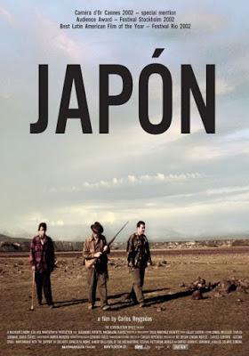 "263. Mexican film director Carlos Reygadas' debut film ""Japón"" (Japan) (2002), based on his original screenplay: Fascinating debut of the talented duo of film director Reygadas and his Argentine cinematographer Diego Martinez Vignatti"