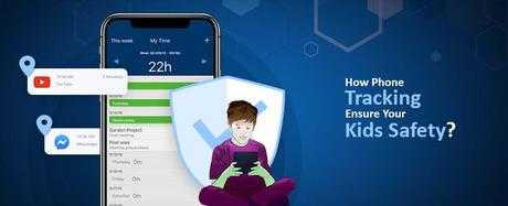 How Phone Tracking Ensure Your Kids Safety?