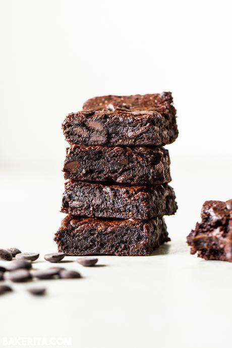 Vegan Gluten-Free Brownies