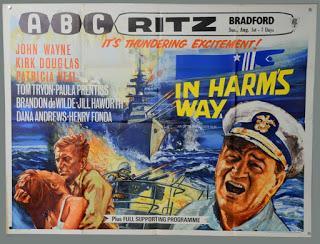 #2,570. In Harm's Way (1965) - The Films of Kirk Douglas