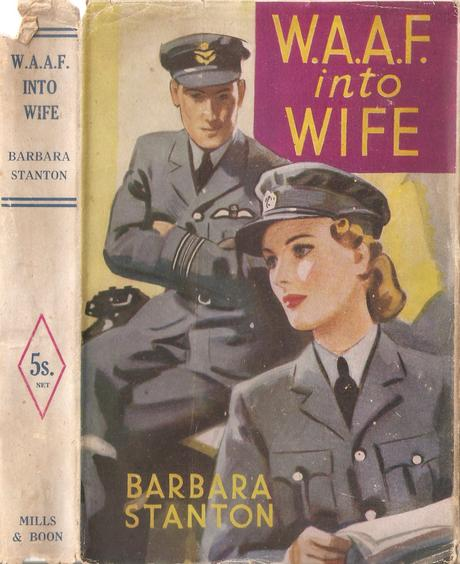 WAAF into Wife (1943) by Barbara Stanton