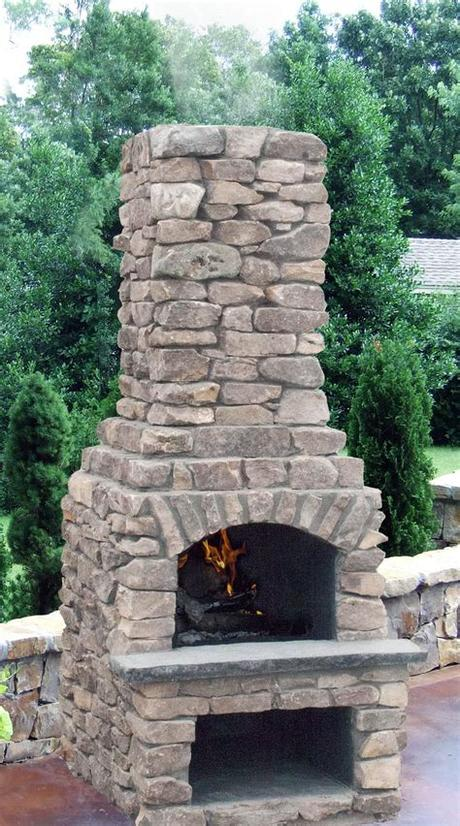 Homeadvisor's outdoor fireplace cost guide provides average prices for stone, stone, gas, or wood burning fireplaces with a chimney or backyard pizza oven. Find stone fireplace options only on this page   Outdoor ...