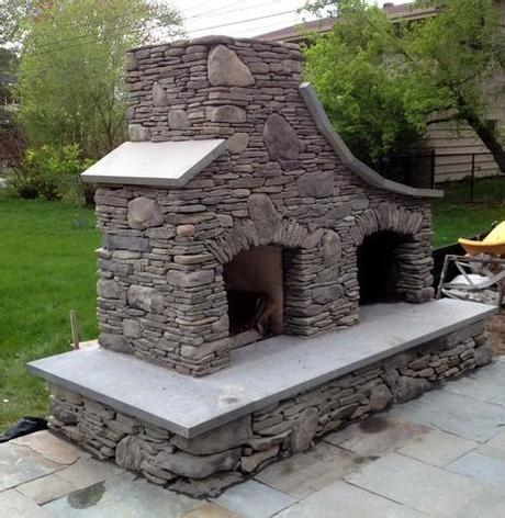 Homeadvisor's outdoor fireplace cost guide provides average prices for stone, stone, gas, or wood burning fireplaces with a chimney or backyard pizza oven. Tips & Articles - Natural Stone Online