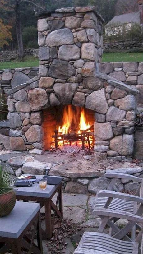 We had looked into an outdoor fireplace but the expense of a mason to build us one was just not in the budget. 80 Small Fireplace Makeover Decor Ideas - Structhome.com ...