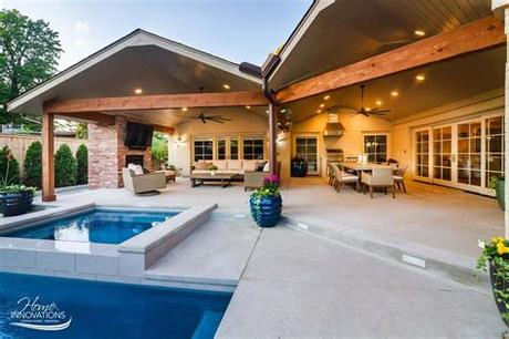 Amini's has the largest selection of pool tables, patio furniture, rugs, and game room furniture. Outdoor Remodel | Tulsa Oklahoma - swimming pool, hot tub ...