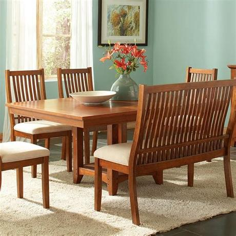 North carolina furniture mart features the finest in home furnishings including, living room, dining room, bedroom, home theater/entertainment, home office and outdoor living furniture. Tulsa Dining Room Set Steve Silver Furniture | Furniture Cart