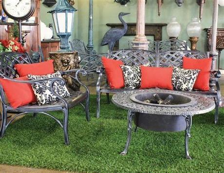 Hampton wicker outdoor furniture, st. Beautiful! Street Lamps Patio & Backyard Décor. Tulsa, OK ...