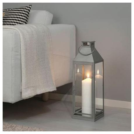 Choose a light with a soft warm glow or something with more of a twinkly shine to make your outdoor space warm and inviting. Ikea Outdoor Lighting Inspirational Ikea Lagrad Lantern F ...