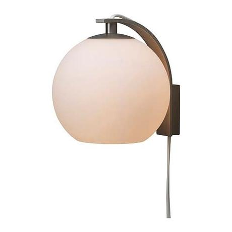 Lighting decorations for day and night. Ikea outdoor wall lighting - Video and Photos ...