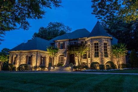 We can illuminate your front door, provide an extra layer of security, highlight your home's landscaping or architecture, and much more. Architectural Lighting | Light Up Nashville ...
