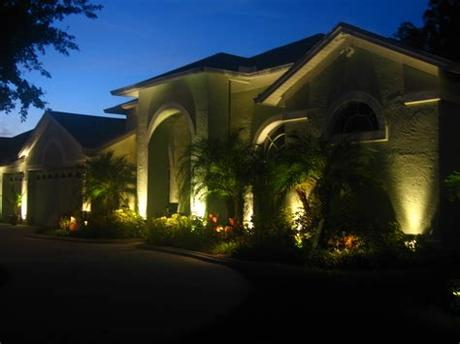 It enhances home security, and it can even light up a party. Beautiful | Home Depot Landscape Lighting Wire | # ROSS ...