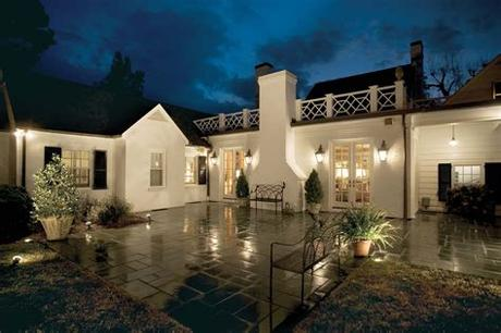 We offer magical string lights, pathway lighting, garden torches, outdoor lanterns, and more lighting options that will sets the mood for any evening. Lighting the Exterior of Your Home — Tips from the Experts ...
