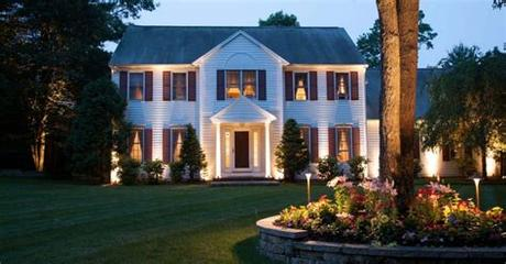 The demands of the weather can take their toll. Landscape Lighting Objectives: Security and Safety ...