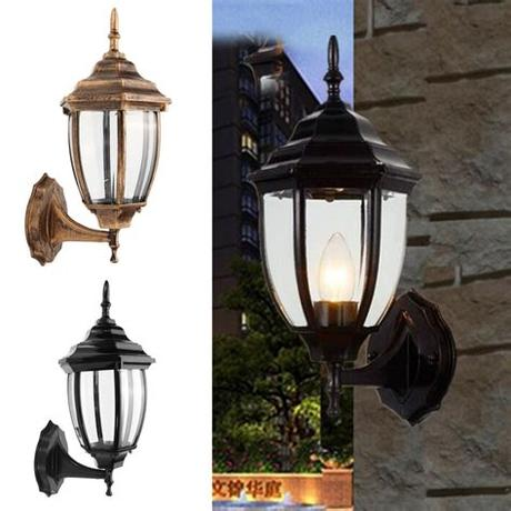 We also offer dusk to dawn lighting and rope and string lights for a charming effect, and install work lights so that you can get the job done at any time of the day. Outdoor Wall Lighting for Home | Walmart Canada