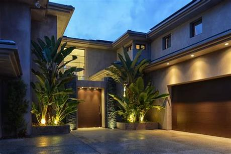 Which brand has the largest assortment of outdoor lighting at the home depot? Led Strip Contemporary Patio Backyard Outdoor Home ...