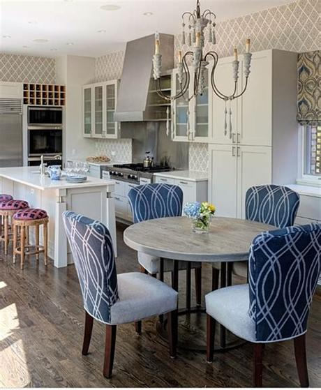 Sign up to our newsletter newsletter. Kitchen Wallpaper: Is It for You? - Town & Country Living
