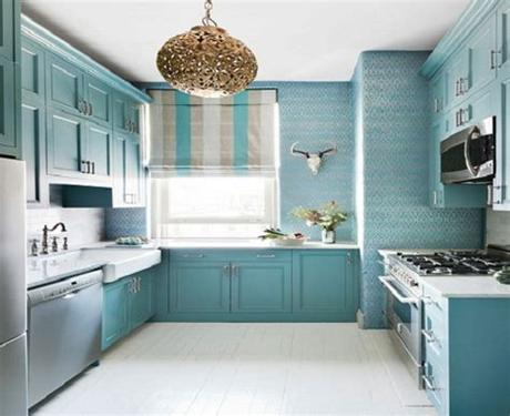 Whereas, there are numerous benefits you can gain from kitchen wallpaper images. 18 Creative Kitchen Wallpaper Ideas   Ultimate Home Ideas
