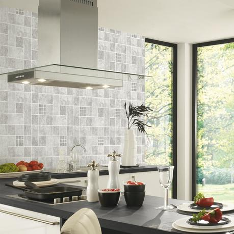 best modern, washable and durable wallpaper for kitchens