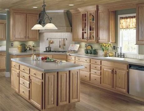 Kitchen wallpapers for walls from uwalls high quality free delivery large selection ability to use your photo. 3 Colors Option for Country Kitchen Wallpaper - TheyDesign ...